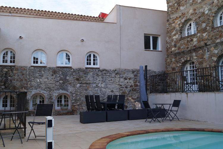 vakantiehuis Frankrijk, Provence-alpes cote d azur, Plan de la Tour vakantiehuis FR-83120-61