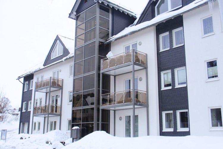 Vakantiehuizen Duitsland | Sauerland | Appartement te huur in Winterberg    6 personen
