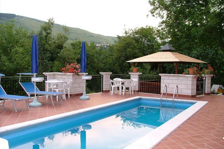 Vakantiehuizen Abruzzo te huur Rosello- IT-66040-01 met zwembad  met wifi te huur