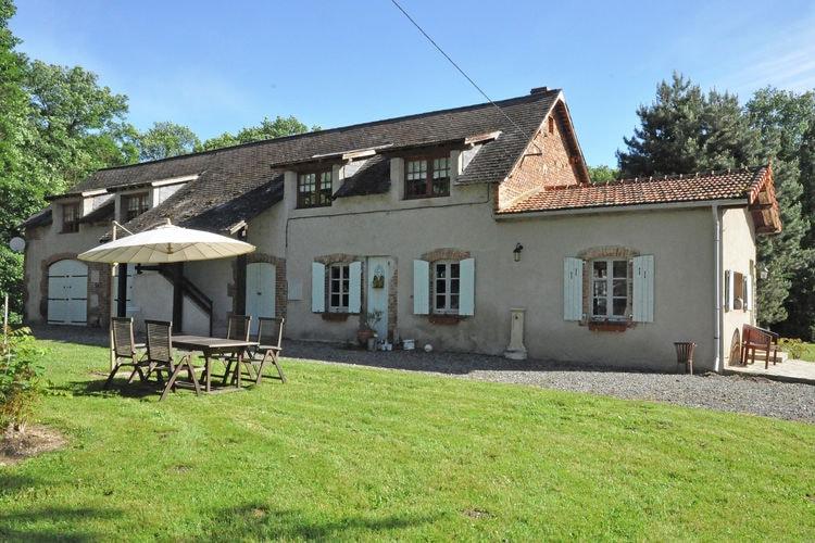 Vakantiewoning Frankrijk, Auvergne, Espinasse Vozelle vakantiewoning FR-03110-02