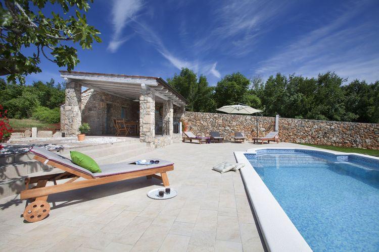 Villa Kroatië, Istrie, Koromacno Villa HR-52222-06