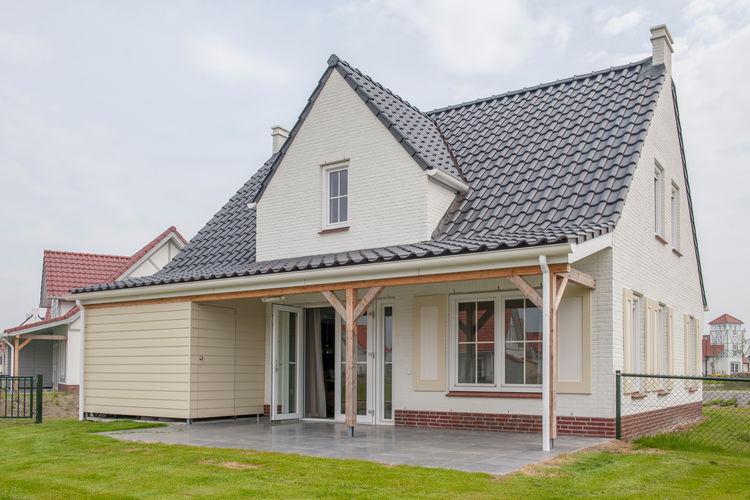 Villas Nederland | Zeeland | Villa te huur in Cadzand-Bad   met wifi 10 personen