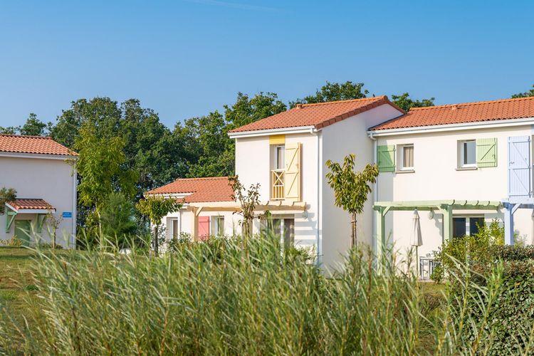 Vakantiehuis met zwembad met wifi  Talmont-Saint-HilaireRésidence Le Village de la Mer 2