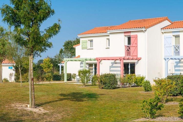 Vakantiehuis met zwembad met wifi  Talmont-Saint-HilaireRésidence Le Village de la Mer 1