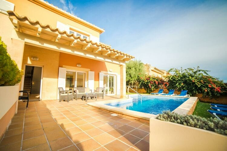 Vakantiehuizen Alcudia te huur Alcudia- ES-07400-37 met zwembad  met wifi te huur