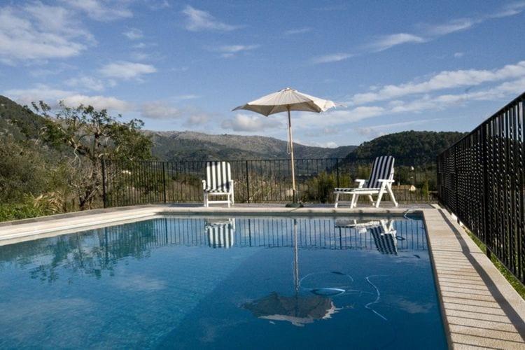 Vakantiewoning Spanje, Mallorca, Campanet vakantiewoning ES-07310-17