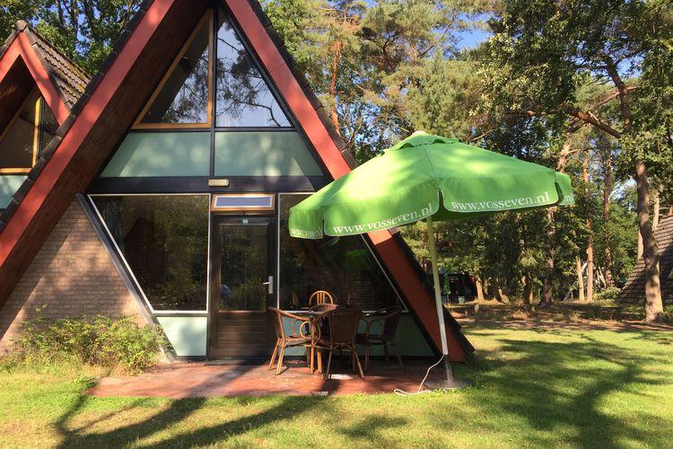 Vakantiewoning  met wifi  Stramproy  Accommodatie gelegen op ruim opgezet park, midden in natuurgebied