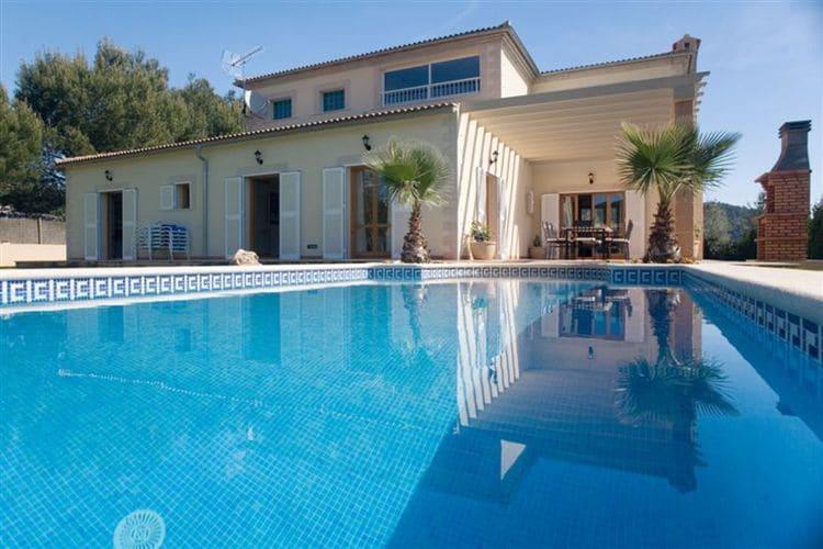 Villa Spanje, Mallorca, Crestatx Villa ES-07420-07