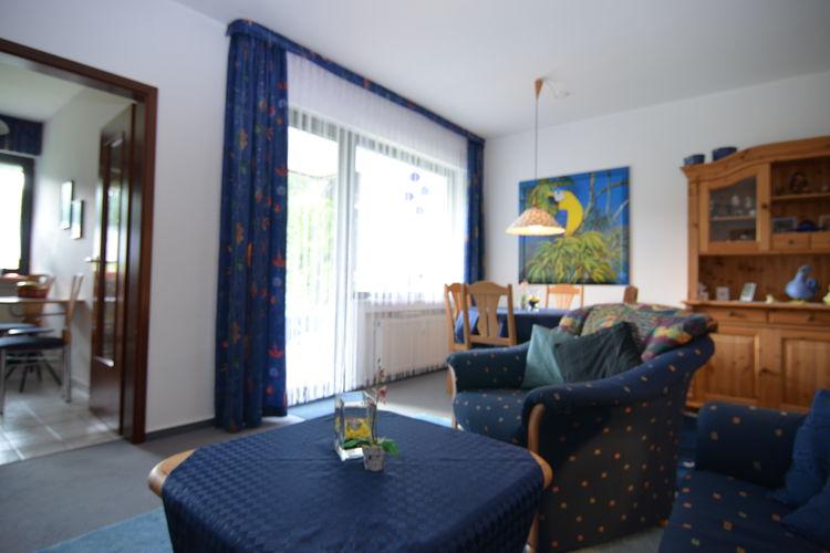 Appartement Duitsland, Sauerland, Willingen-Usseln Appartement DE-34508-107