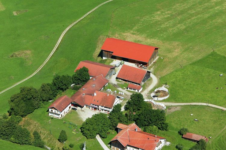 Boerderij Duitsland, Beieren, Steingaden Boerderij DE-86989-21