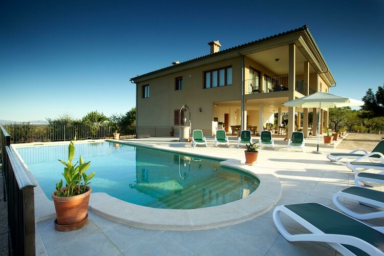 vakantiehuis Spanje, Mallorca, Selva vakantiehuis ES-07313-07