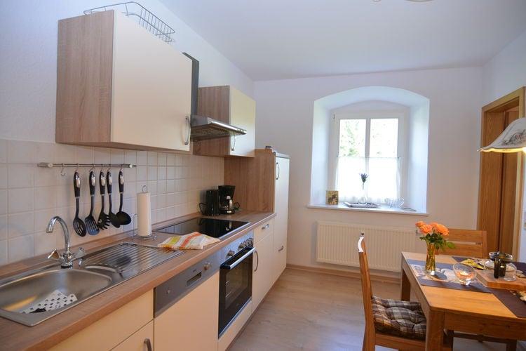 Appartement Duitsland, Saksen, Neuhausen Ortsteil Rauschenbach Appartement DE-09544-02