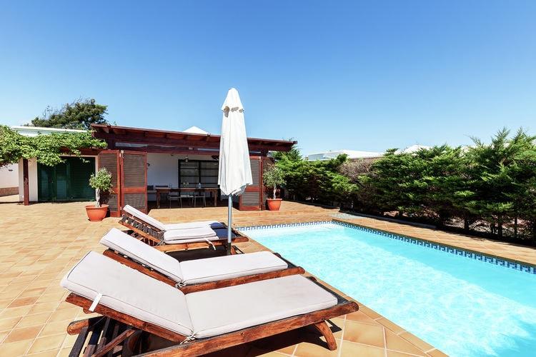 Vakantiehuizen lnzt te huur Playa-Blanca- ES-35580-25 met zwembad  met wifi te huur
