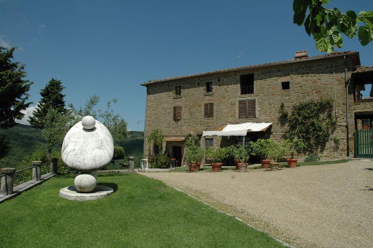 Prachtige, authentieke Toscaanse borgo in de heuvels