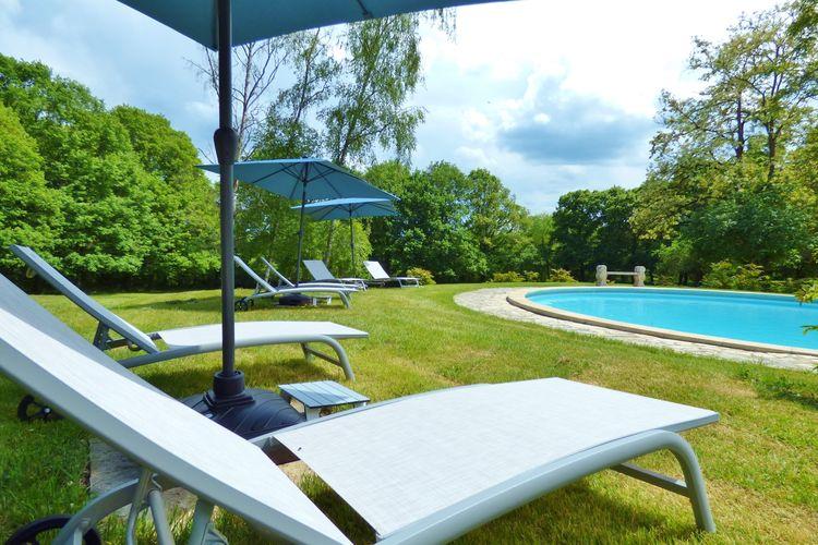Vakantiewoningen Auvergne te huur Espinasse-Vozelle- FR-03110-03 met zwembad  met wifi te huur
