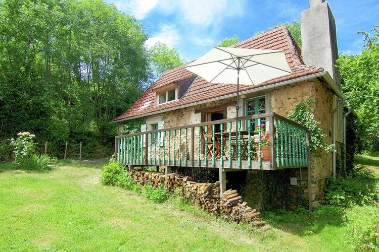 vakantiehuis Frankrijk, Limousin, Juillac vakantiehuis FR-19350-10