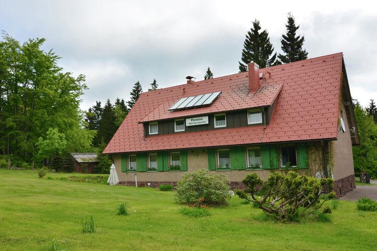 Duitsland | Thuringen | Appartement te huur in Bad-Tabarz   met wifi 8 personen