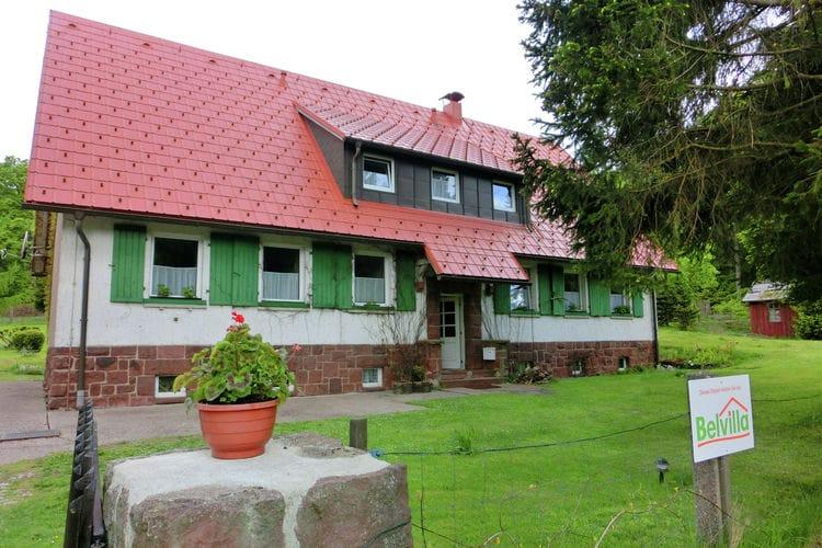 Appartement Duitsland, Thuringen, Bad Tabarz Appartement DE-98599-08