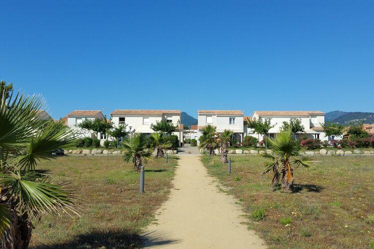 Vakantiehuis met zwembad met wifi  CorseRésidence A Nuciola 3