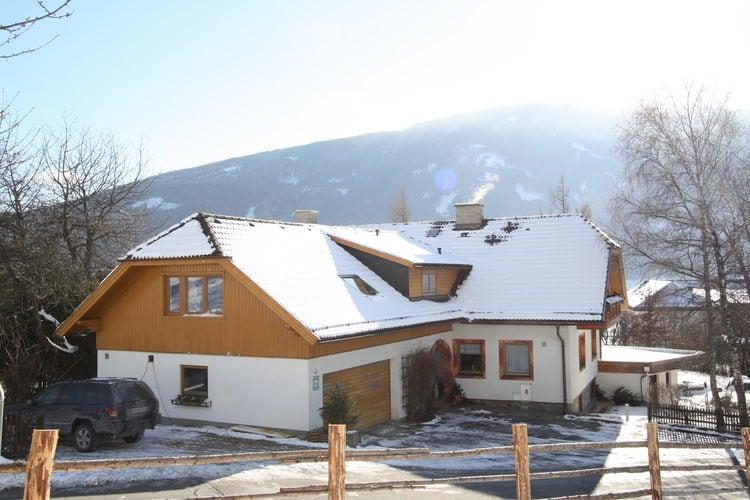 Vakantiehuizen Oostenrijk | Salzburg | Appartement te huur in Sankt-Michael-im-Lungau   met wifi 8 personen