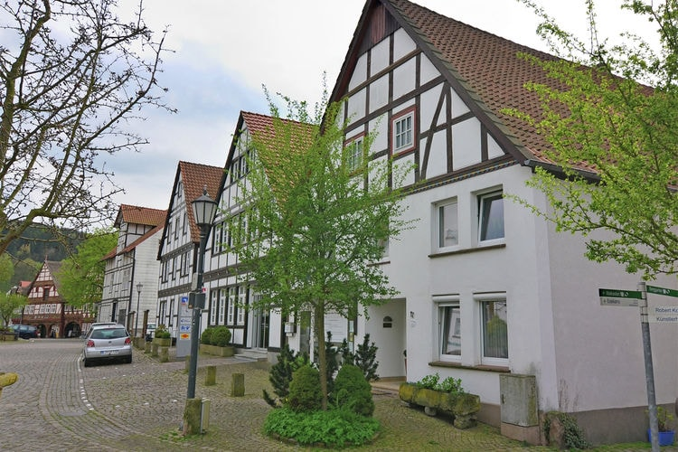 Vakantiehuis  met wifi  Schieder-Schwalenberg  Ferienhaus Teutoburger Wald