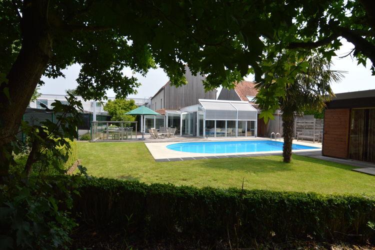 Villa België, Oost Vlaanderen, Zottegem (godveerdegem) Villa BE-9620-03