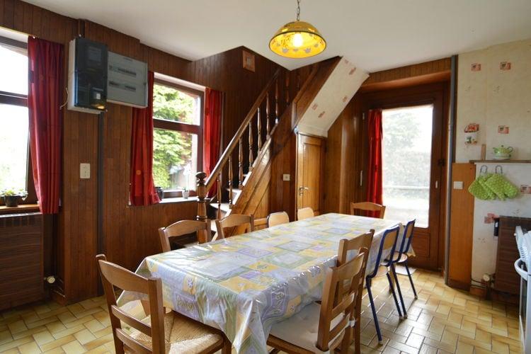 vakantiehuis België, Luxemburg, Montleban vakantiehuis BE-6674-15