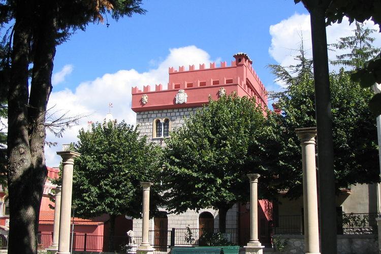 Castle Abruzzo Molise