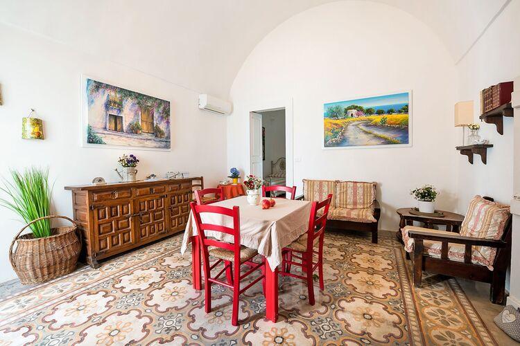 Woning Italie | Puglia | Vakantiehuis te huur in Casarano-lecce   met wifi 3 personen