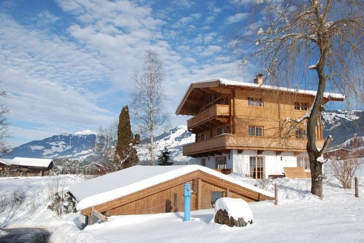 Vakantiehuizen Oostenrijk | Tirol | Chalet te huur in Kitzbuhel   met wifi 10 personen