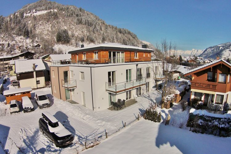 Penthouse Schmetterling - Accommodation - Zell am See