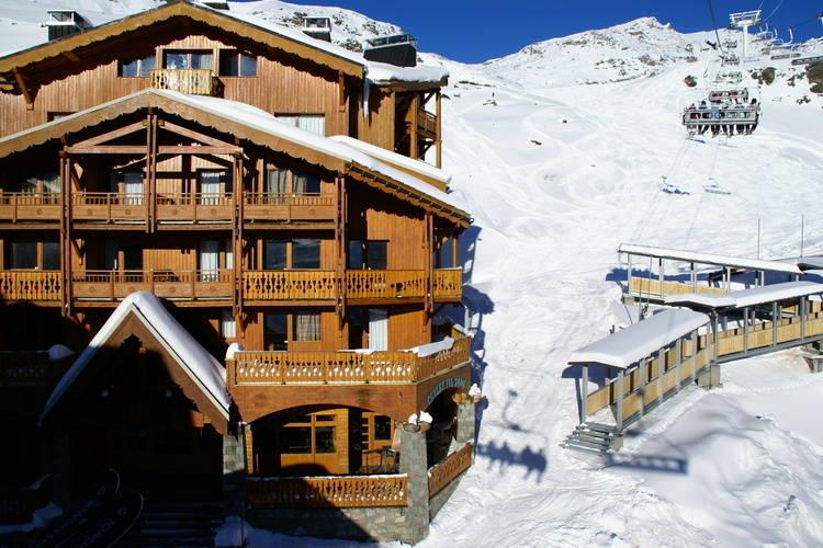 Ferienwohnung Chalet Altitude Val 2400 1 (1021997), Val Thorens, Savoyen, Rhône-Alpen, Frankreich, Bild 1