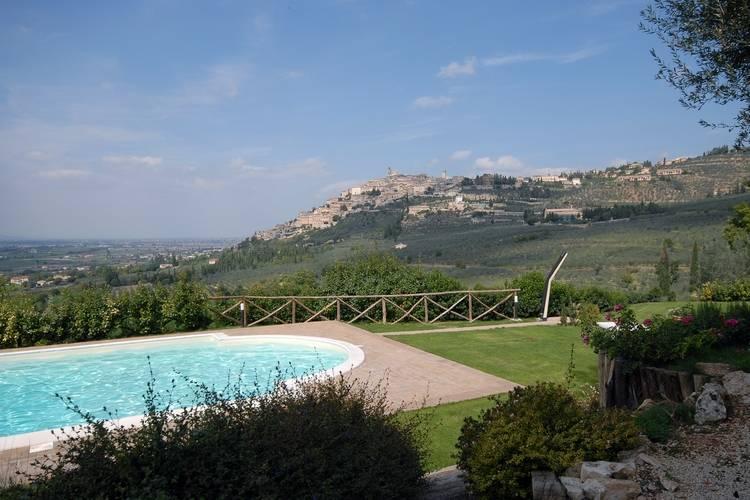 Boerderij Italië, Umbrie, Trevi Boerderij IT-06039-04