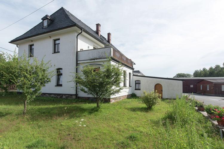 Duitsland | Saksen | Appartement te huur in Grunbach   met wifi 5 personen