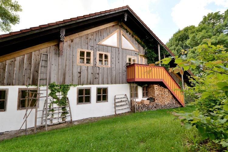 Vakantiewoning  met wifi  Altreichenau  Appartement op een droomachtige plek met een unieke atmosfeer in het zuiden van het Beierse Woud