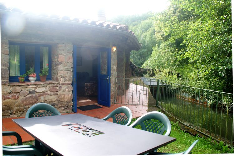 vakantiehuis Spanje, Catalunia, Riudaura vakantiehuis ES-17179-06