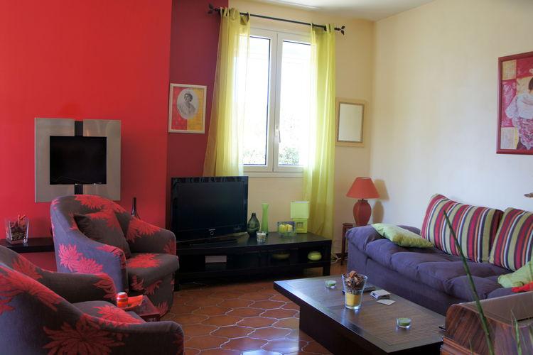 vakantiehuis Frankrijk, Languedoc-roussillon, Moussac vakantiehuis FR-30190-10