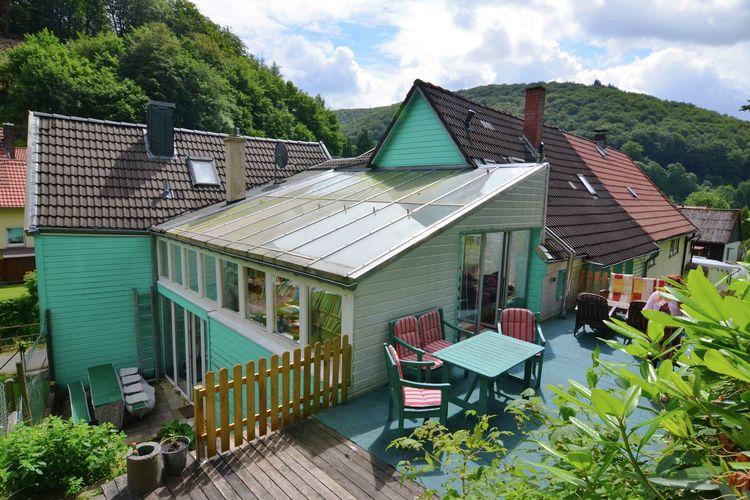Vakantiehuis met zwembad met wifi  Herzberg am Harz  Villa Holiday