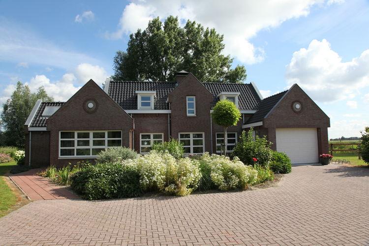 Vakantiehuizen Nederland | Noord-Brabant | Vakantiehuis te huur in Steenbergen   met wifi 8 personen