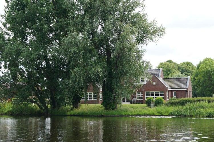 vakantiehuis Nederland, Noord-Brabant, Steenbergen vakantiehuis NL-4651-01