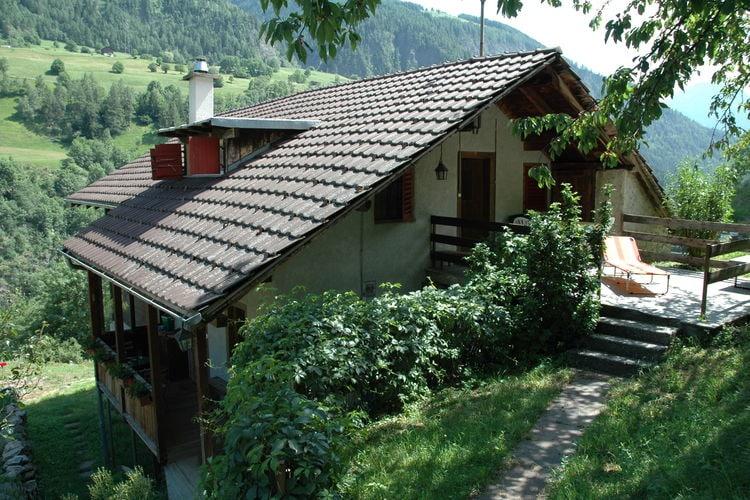 Chalet Zwitserland, Jura, Mörel Chalet CH-3983-06