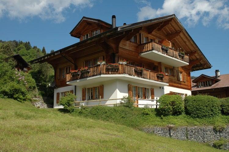 Vakantiehuizen Zwitserland | Bern | Chalet te huur in Habkern   met wifi 4 personen