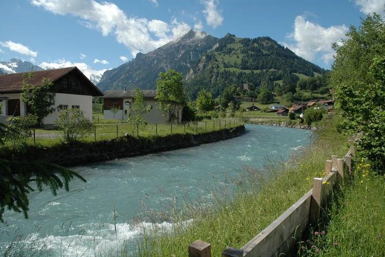 Appartementen Zwitserland | Bern | Appartement te huur in Frutigen   met wifi 4 personen