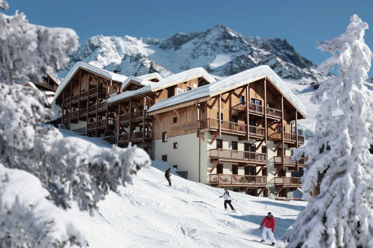 Plein Sud 1 Val Thorens Northern Alps France