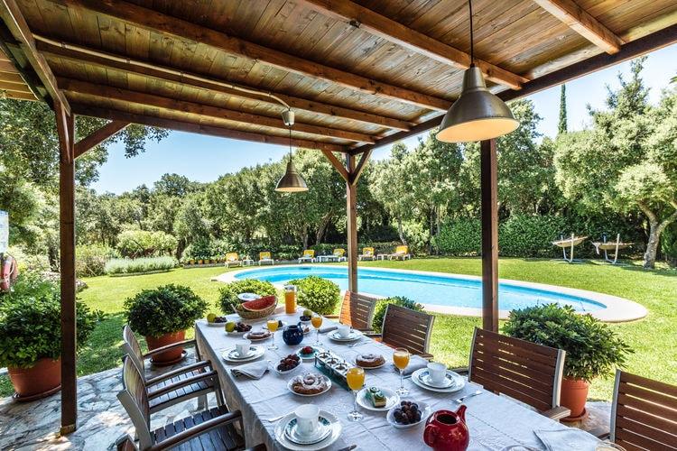 Villa met zwembad met wifi  MallorcaCan Llamas