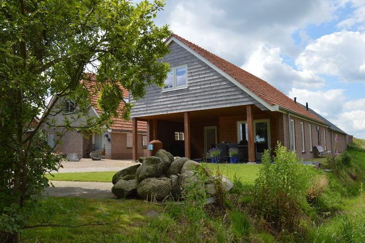 Boijl Vakantiewoningen te huur Comfortabel huis met prachtig uitzicht aan de rand van het Drents-Friese Wold.
