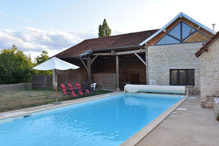 Vakantiehuizen Frankrijk | Bourgogne | Vakantiehuis te huur in Villiers-Les-Moines met zwembad  met wifi 10 personen