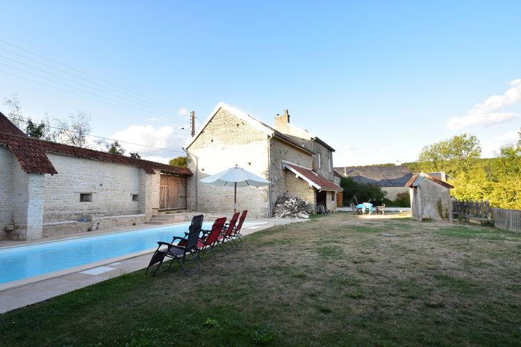 vakantiehuis Frankrijk, Bourgogne, Villiers-Les-Moines vakantiehuis FR-21330-01