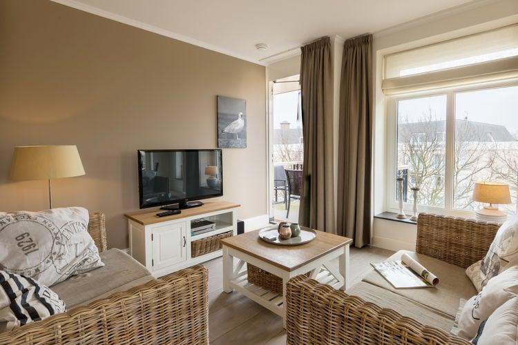 Appartement Nederland, Zeeland, Domburg Appartement NL-4357-21