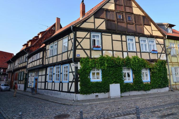 Quedlinburg Vakantiewoningen te huur Vakwerkhuis in het middeleeuwse Quedlinburg